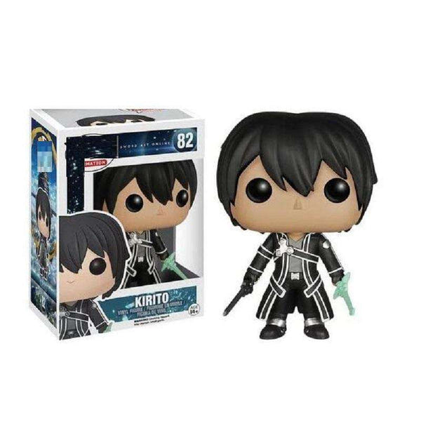 Funko Pop Sword Art Online Kirito
