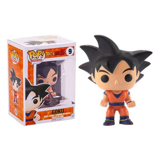 Funko Pop Dragon Ball Z Collection