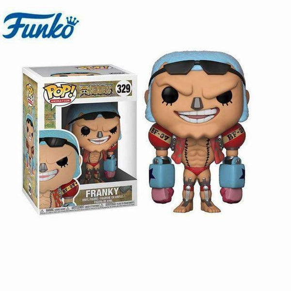 One Piece Anime Franky Funko POP