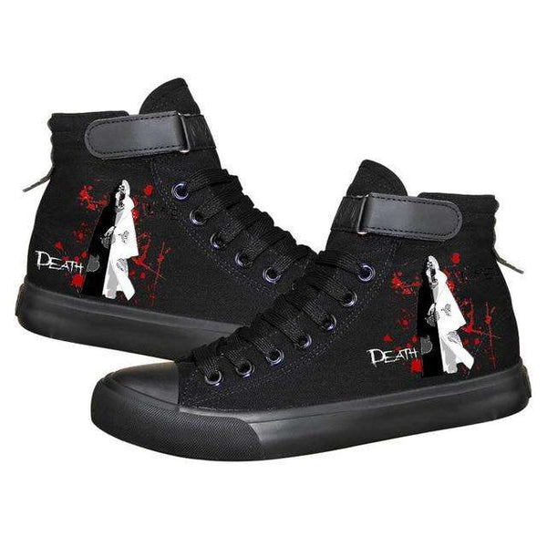 Naruto Akatsuki Shoes