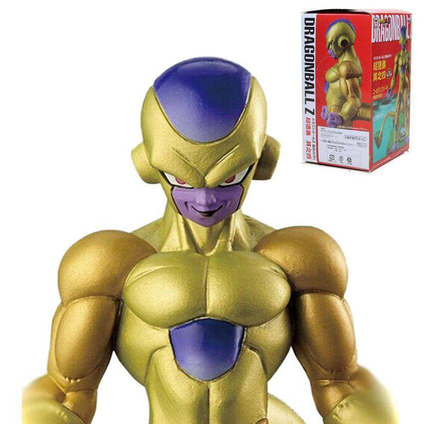 Dragon Ball Golden Freeza Action Figure