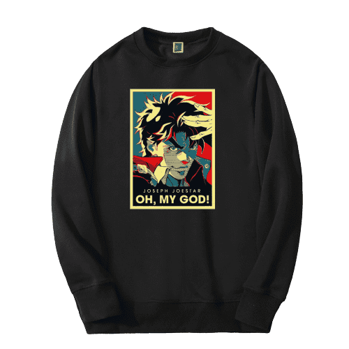 Jojo's Bizarre Adventure Anime Sweatshirt