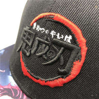 درپوش Snapback Demon Slayer