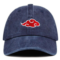 Hat Cap Baseball Cloud Cloud Naruto Anime Akatsuki