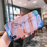One Parça Anime IPhone Case Kolleksiya