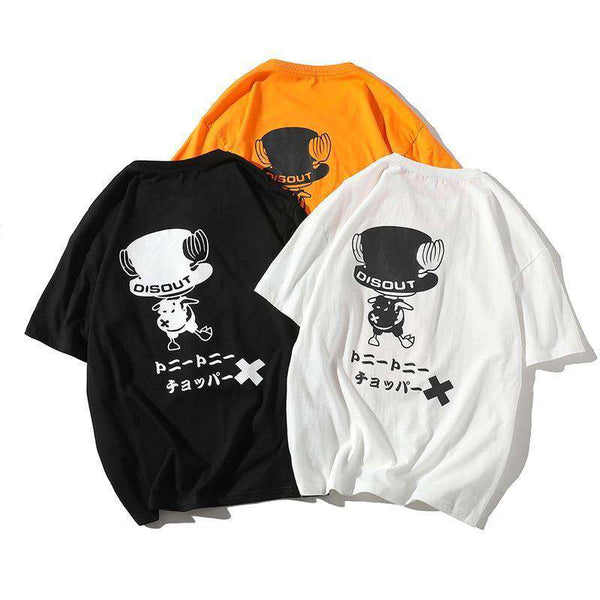 One Piece Chopper Japanese Shirt