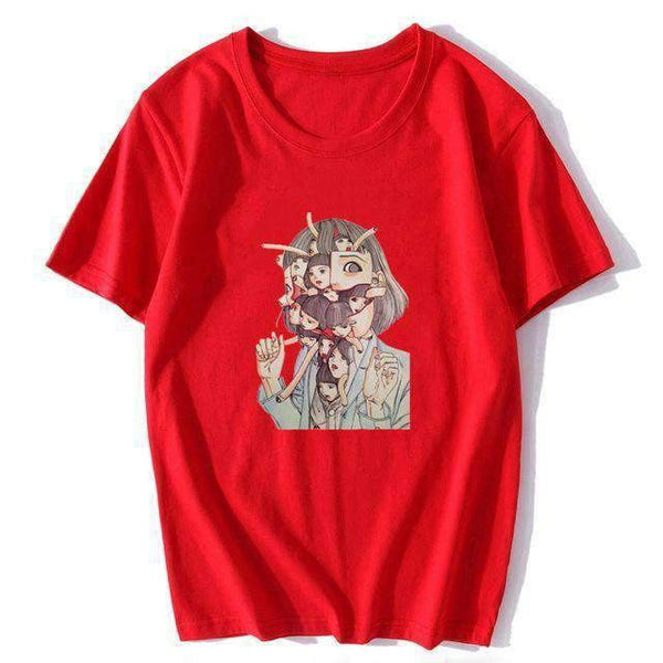 Anime Japanese Manga T Shirt