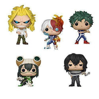 مجموعه بازی های POP My Hero Academia Anime Funko POP