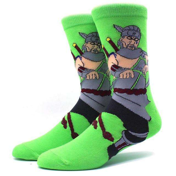 Naruto Long Socks