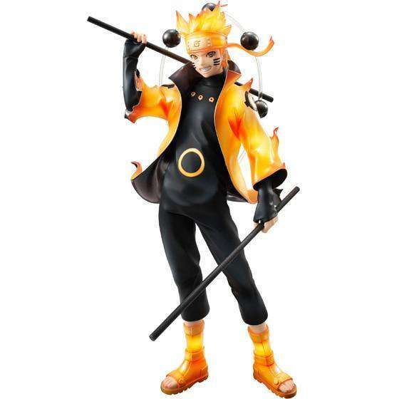 Six Paths Naruto Uzumaki Action Figure