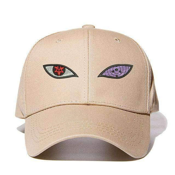 Naruto Rinnegan Sharingan Hat