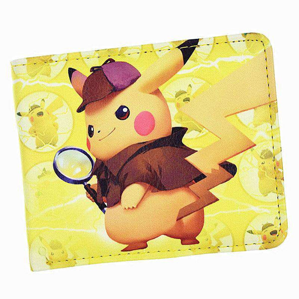 Pokemon Detective Pikachu Wallets
