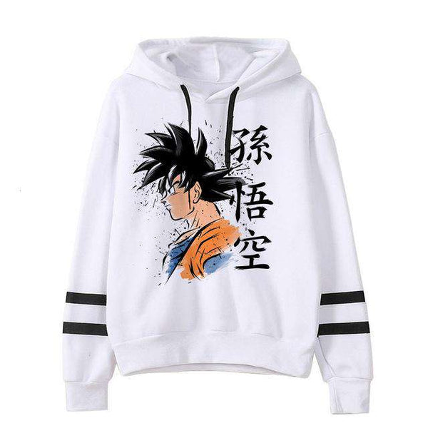 Dragon Ball Z Hoodie Collection