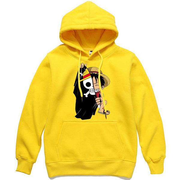 One Piece Luffy Hoodie