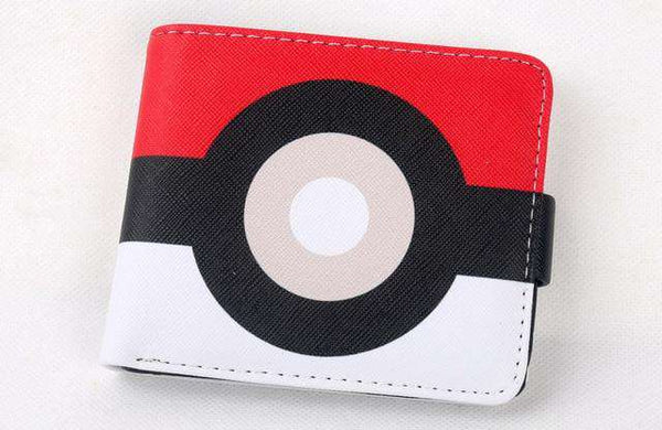 Pokemon Polyester Wallet Collection