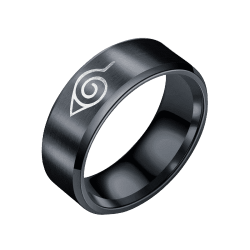 Naruto Anime Kohona Shinobi Ring