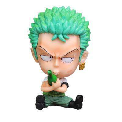 One Piece PVC Action Figure Set