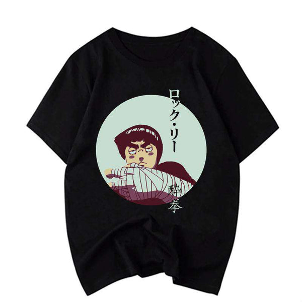 Rock Lee Drunken Fist T-Shirt