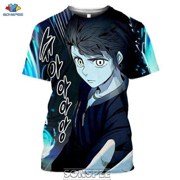 Tower Of God Baam T-Shirt