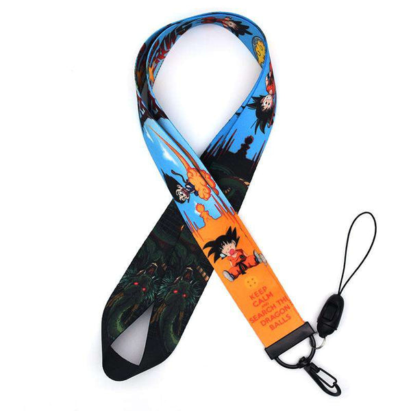 Dragon Ball Son Goku Lanyard