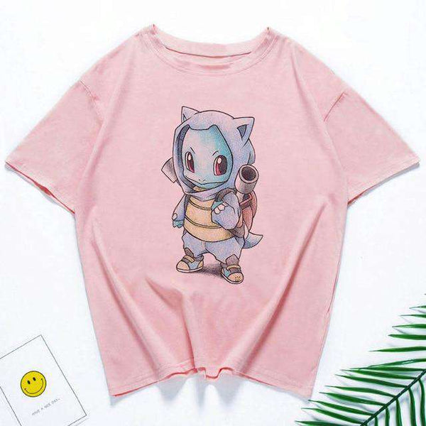 Pokemon Women T Shirt Collection