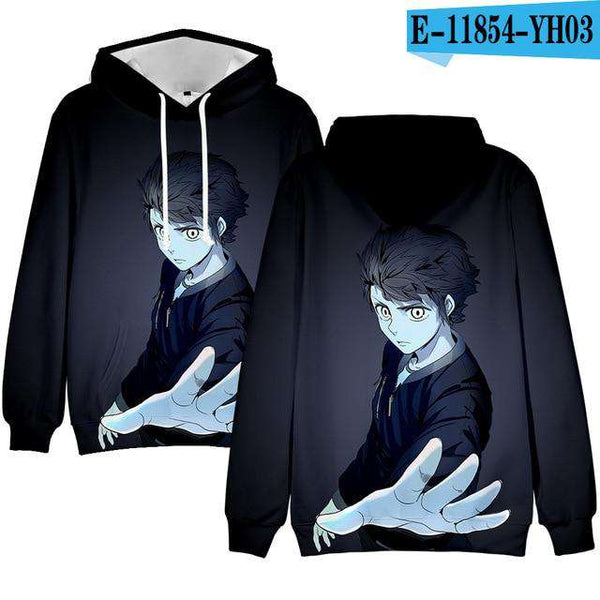 Tower Of God Baam Hoodie