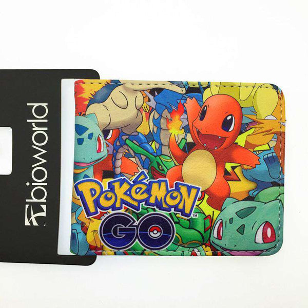 Pokemon Go Wallet Collection