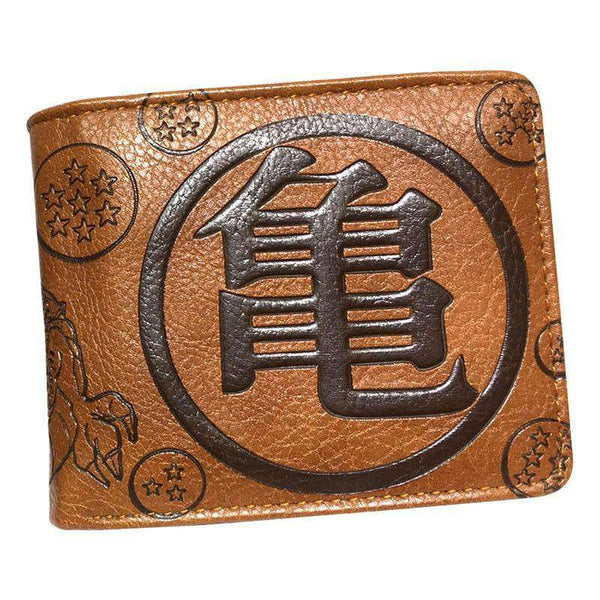 Leather Anime Wallet Collection