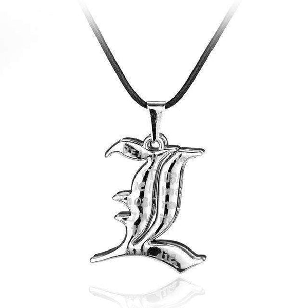 Death Note Anime L Necklace