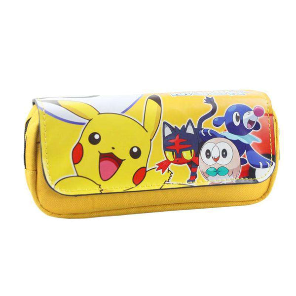 Pokemon Pencil Case Bags