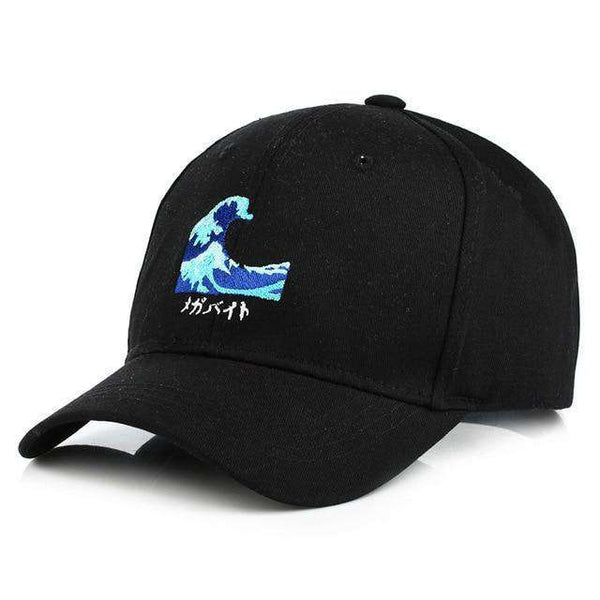 Japan Sea Wave Hats