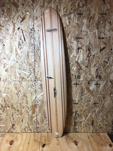 Finless Wooden Surfboards (B2)