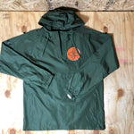 Circle Windbreaker Jacket