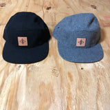 Leaf Patch Camp Cap