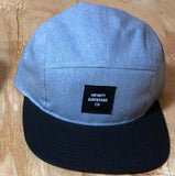 Two-Tone Surf Co. Hat
