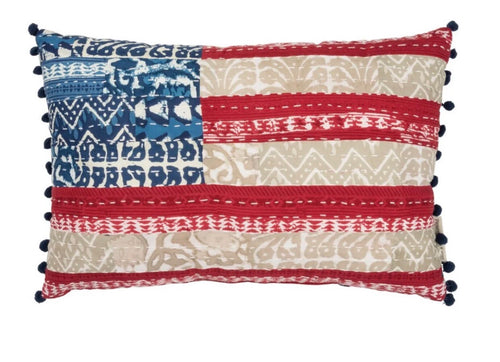Americana Pillow Primitives By Kathy