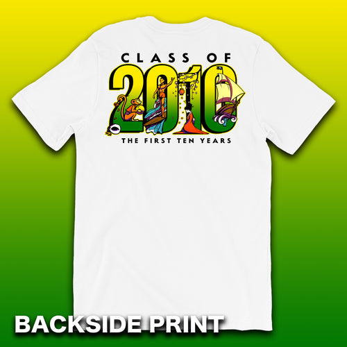 C/O 2010 Reunion Kids T-Shirt