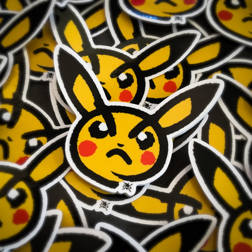 Pika Sushi Sticker