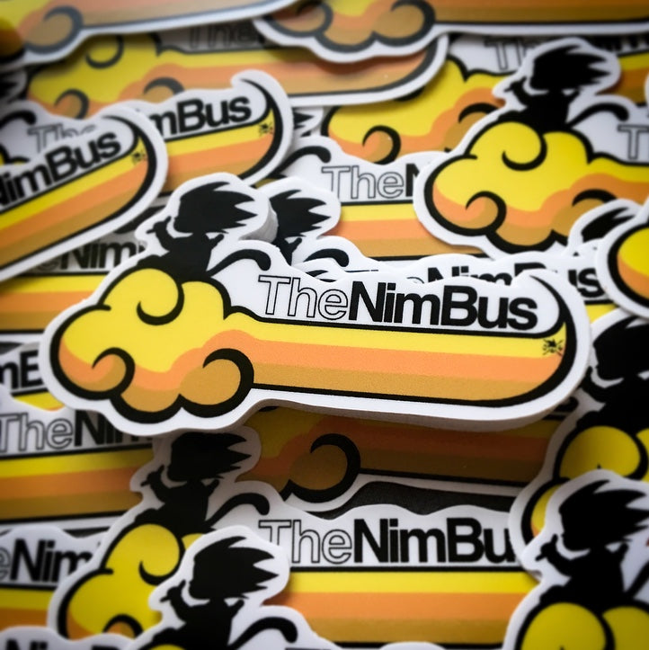 The NimBus Sticker