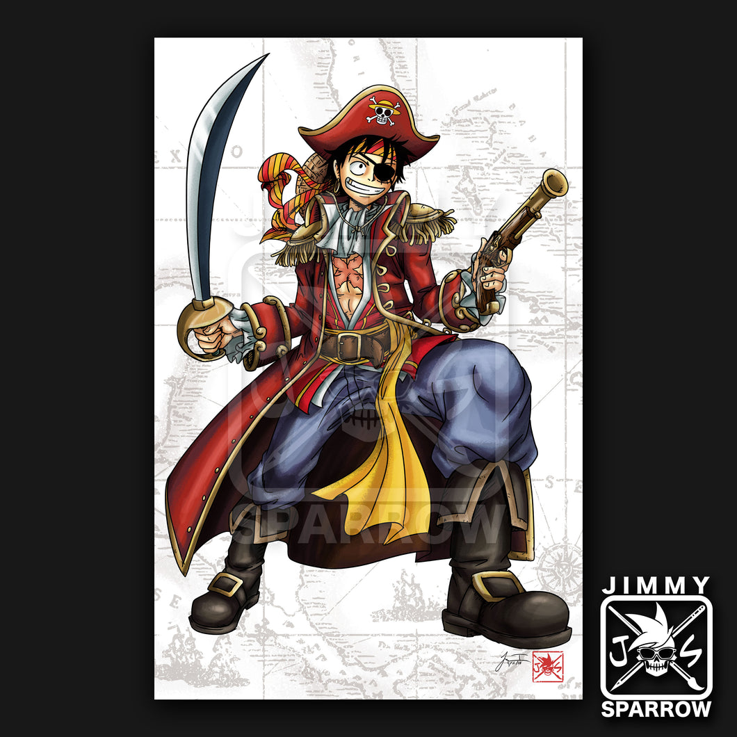 Pirate Luffy - 11