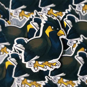 Mynah Pidgey Sticker