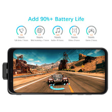 Load image into Gallery viewer, Custodia batteria Pixel 4 XL cover 7000mah ricarica ricaricabile batteria portatile nero