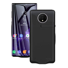 Load image into Gallery viewer, Battery Case per OnePlus 7T 6500mAh Batteria Custodia Ricaricabile Power Bank Nero