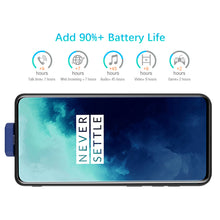 Load image into Gallery viewer, Custodia Batteria per OnePlus 7T Pro 7000mah Caricabatteria Backup Power Bank Protettiva Extra Pack