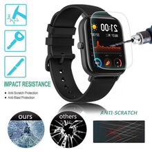 Load image into Gallery viewer, TPU Pellicola per Huami Amazfit GTS Full-Cover 3D Curvo Morbido Antigraffio Film 5 Pezzi