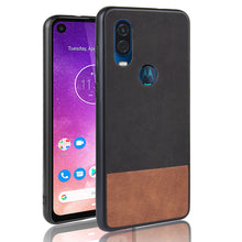 Load image into Gallery viewer, Cover Motorola One Vision Ultra Sottile Bumper Antiurto Protettiva Custodia Nero