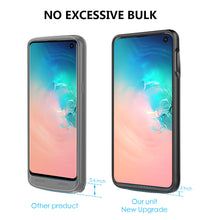 Load image into Gallery viewer, Custodia Batteria Galaxy S10e 4700 mah Ricaricabile Backup Caricabatterie Ultra Sottile Power Cover
