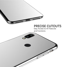 Load image into Gallery viewer, Cover per Huawei P20 Lite 2019 Custodia Ultra Leggera Antiurti Trasparente TPU Custodie Protettivo