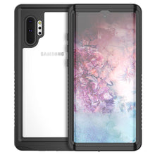 Load image into Gallery viewer, Custodia Impermeabile IP68 per Samsung Note 10 Cover Antiurto Antipioggia Nero