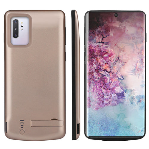 Cover batteria Samsung Note 10 plus cover telefono estesa Pack 5000mAh oro